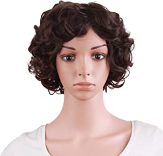 Best short brown halloween wig Reviews