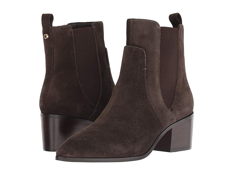Tahari Resist (Dark Java Cow Suede) Women