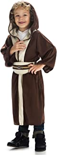 Little Adventures Galactic Warrior Hooded Robe with Belt