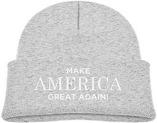 Make America Great Again Customized Newest Kid Winter Warm Beanie Knit Hat Boy/Girl Skull Cap
