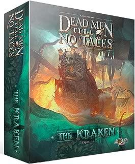 Modiphius Entertainment Dead Men Tell No Tales: Kraken Expansion Toy