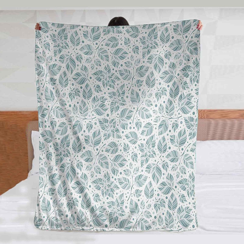 Leaves Manufacturer OFFicial shop Fleece Blankets 90