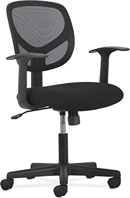 Amazon.com: Steelcase Leap Fabric Chair, Black,46216179FBL: Kitchen ...