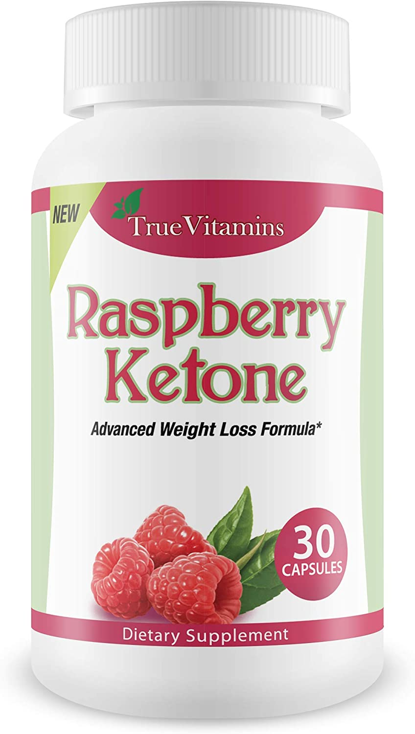 Truly- Raspberry Ketones- Max 55% OFF Capsules - Loss Department store All Natural Weight Sup