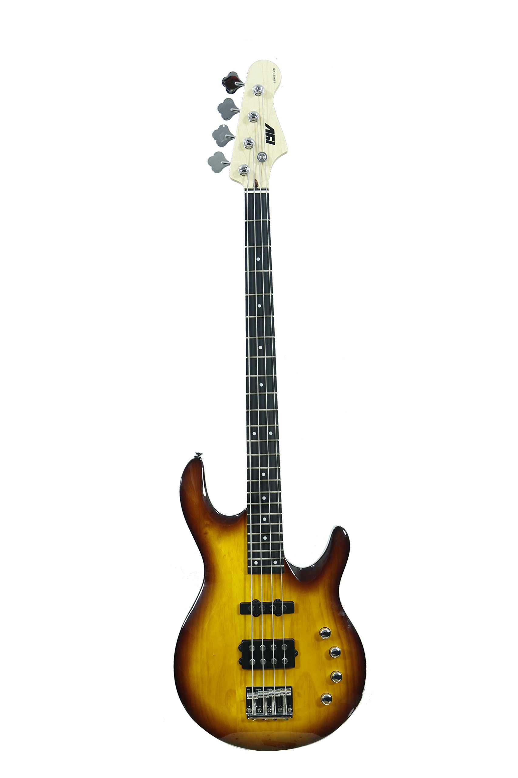Cheap ivy IMM-200 BRB Bass Solid-Body Electric Guitar Brown Burst Black Friday & Cyber Monday 2019