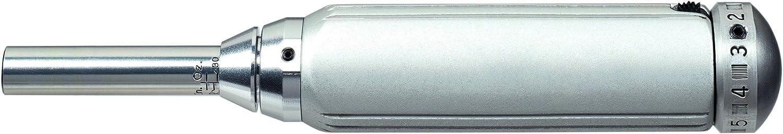 SK HANDWERKZEUG skt0046 Single Digit Verstellbarer Drehmoment-Schraubendreher mit 15–74 cNm B00EJIAE7S   Marke