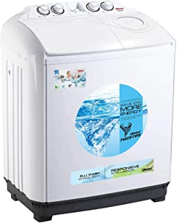Nobel 10kg Electronic Washer With Water Inlet Bubble Making And Spin Water