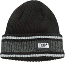 DC Men's Rd Alumni Stripe Beanie Hat