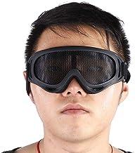 Demeras Verstelbare Airsoft Glass Tactics Mesh Goggles voor de jacht