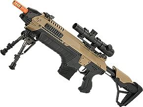 Evike CSI S.T.A.R. XR-5 FG-1508 Advanced Airsoft Battle Rifle (Color: Tan)