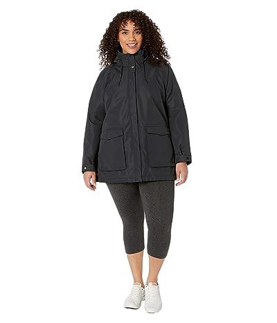 Columbia Plus Size South Canyontm Jacket (Black) Women