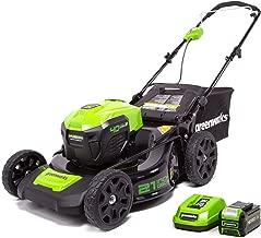 Greenworks LMF402 21-Inch 40V Cordless Brushless Lawn Mower