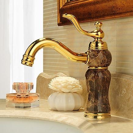 Bad Wasserhahn Kupfer Wasserhahn heißen und kalten Gold Küchenarmatur Küchenarmatur Küchenarmatur B078WN6M4L | Wunderbar  2bba64