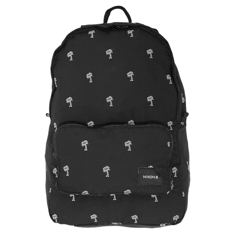 ペック堤防お香(ニクソン) nixon リュック エブリデイ バックパック ブラック/ホワイト(nixon Everyday Backpack NC2428005)