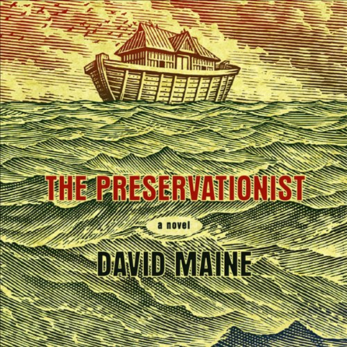 The Preservationist  audiobook cover art