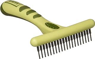 Coastal Pet - Safari Long Tooth Undercoat Dog Rake, Designed for Breeds with Medium Undercoats.