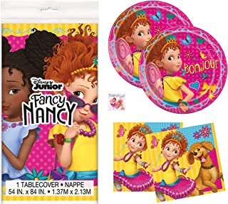 Best fancy nancy birthday party plates Reviews