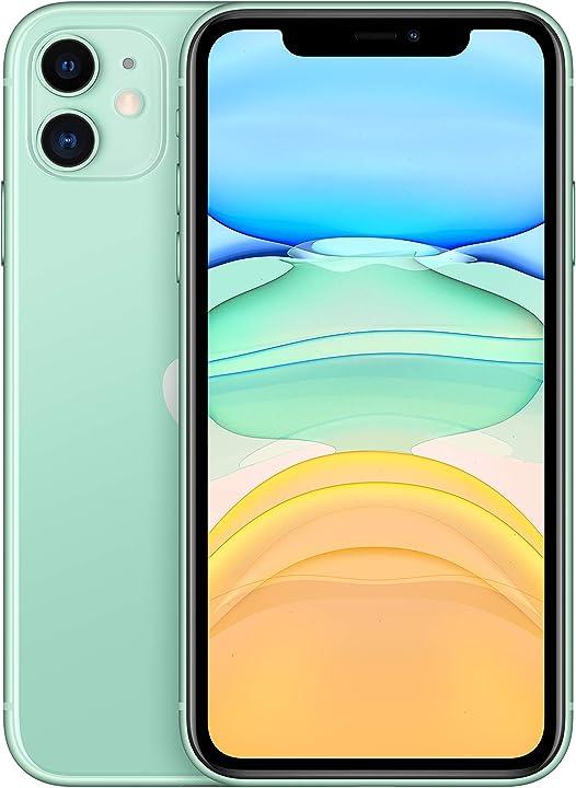 Iphone apple 11 (256gb) - verde