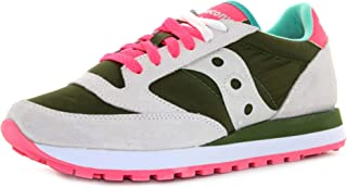 Saucony Sneakers Jazz Original in Camoscio e Nylon 7