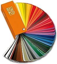 RAL K5 Gloss - Colour fan deck