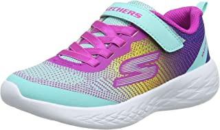 Skechers Kids' Go Run 600-dazzle Strides Sneaker