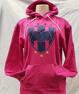 Ladies Club Deportivo Monterrey Sudadera de Gorro Hoodie Size XL