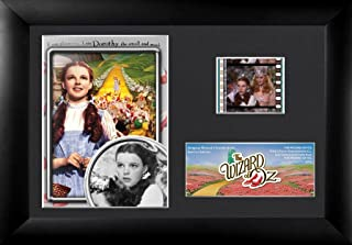Wizard of Oz Dorothy (S19) Framed and Matted Film Cell Minicell USFC6340