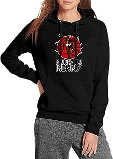 Kung-Fu-Kenny-Kendrick-Lamar- Knitted Drawstring Hoodie Best Sweaters