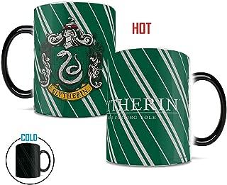 Harry Potter – Hogwarts House Colors – Slytherin – Morphing Mugs Heat Sensitive Mug – 11 Ounces