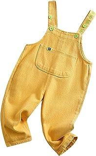 corduroy cotton kids jumpsuit kids playsuit Dungarees kids baby boys girls