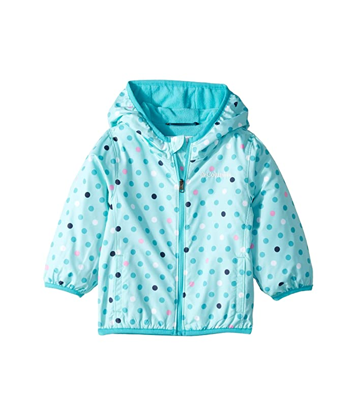 Columbia Kids Mini Pixel Grabber Trade Ii Wind Jacket Infant Toddler