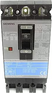 Siemens ED63B015 15A 600V NSNP