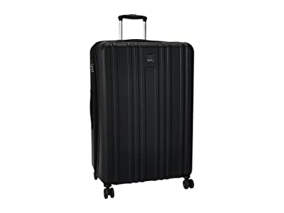 Hedgren Transit Gate Large Expandable Spinner (Black) Luggage