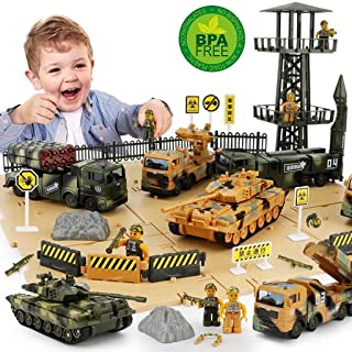 Toy Soldiers War Chest Best Army