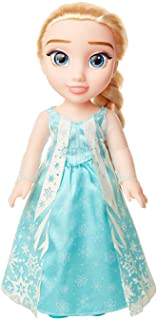 """Disney Frozen Elsa Doll with Movie Inspired ICY Blue Outfit, Blue Shoes & Long Braided Hair Style - Approximately 14"""" Tall, for Girls Ages 3 Year & Up"""