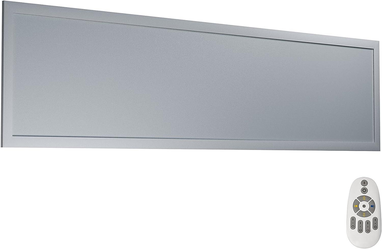 Osram LED Planon Plus Panel-Leuchte, für innenanwendungen, Aufbauleuchte, dimmbar und Farbtemperaturwechsel per Fernbedienung, 1195 mm x 295, 0 mm x 46, 6 mm