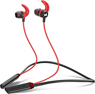 Auriculares inalámbricos Monster iSport Solitaire Lite Sport, MH11906 (Negro-Rojo))
