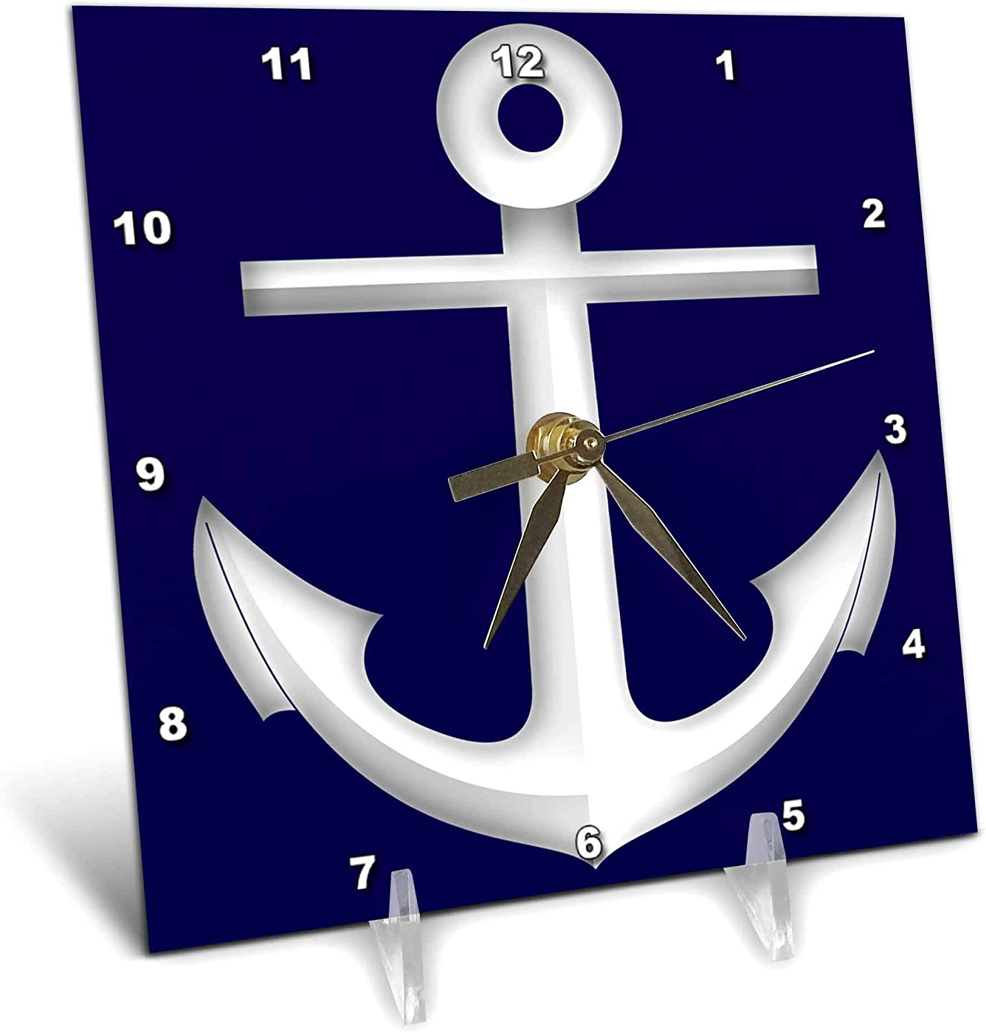 Super special price 3dRose Anne Marie Baugh - Illustrations Sa Cute Nautical Mail order White