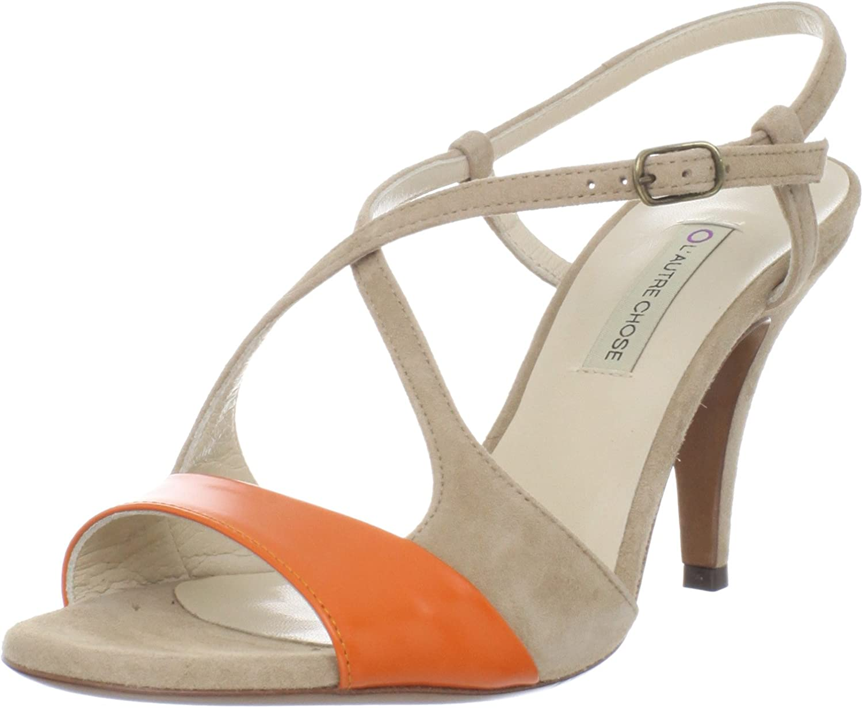 L'AUTRE CHOSE Women's LD3249 Slingback Sandal
