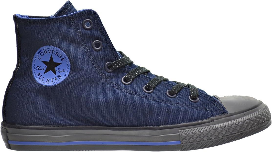 Converse - Chuck Taylor all Star Hi Top Ragazzo, Blu (Obsidian ...