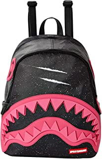 REVERSE SHARKS IN PARIS DUFFLE - 910B2405NSZ - BLACK/RED