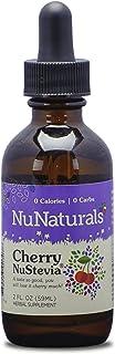Nustevia Dietary Supplement, Cherry, 2 Fluid Ounce