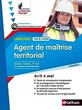 Agent de maîtrise territorial - catégorie C - Intégrer la fonction publique - 2019/2020 (CONCOURS ADMINISTRATIFS t. 54) (French Edition)