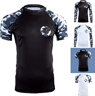 fight rash guards
