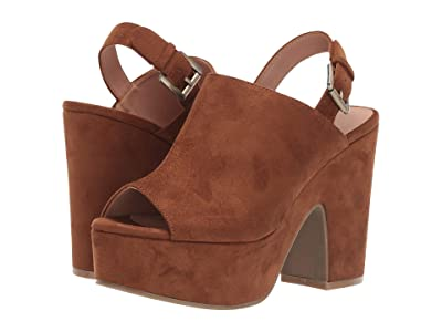 Chinese Laundry Bella (Aged Cognac Suede) Women