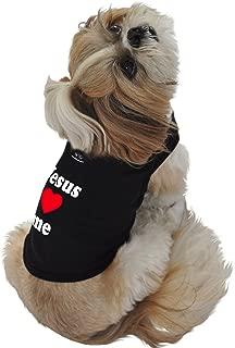 Doggie Tank Top, Jesus Loves Me