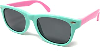 My Shades - Childrens Sunglasses Polarized Soft Sturdy Silicone Frame Ages 2 through 7