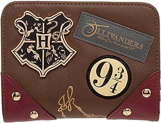 Harry Potter Women's Trunk Bi-Fold Flap Wallet