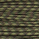 PARACORD PLANET Nylon Paramax 8mm 5/16 Inch Utility Paracord – 6 Lengths and 20 Colors