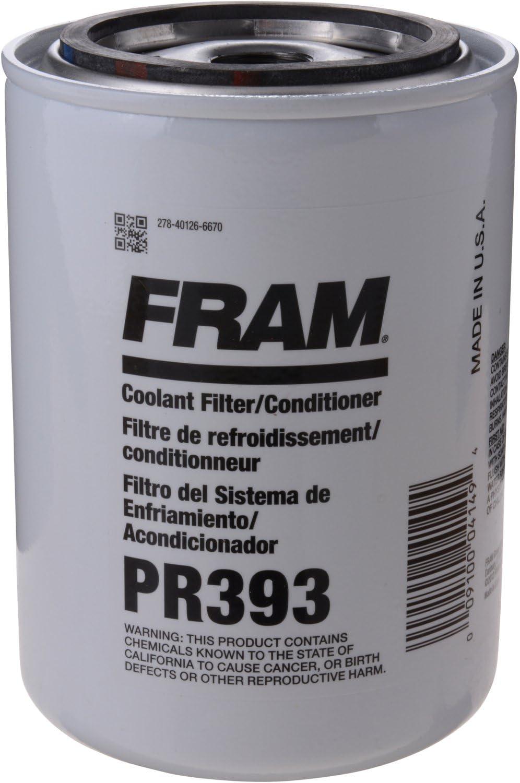 FRAM PR393 Filter Coolant Tulsa Mall 2021new shipping free